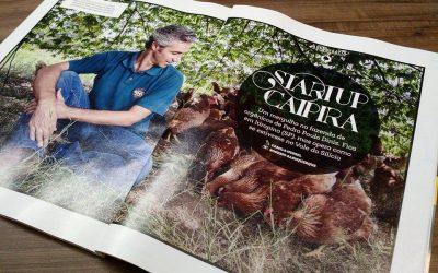 Sucesso de modelo de gestão da Fazenda da Toca é tema de matéria na revista Época Negócios