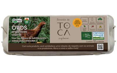 Fazenda da Toca, Instituto Atá e Fruto contam a história dos ovos pequenos de galinhas jovens