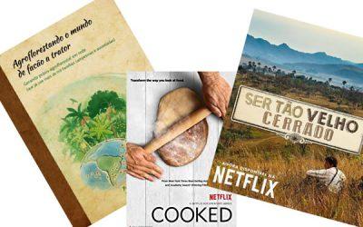 Dicas Culturais: Livros e Filmes